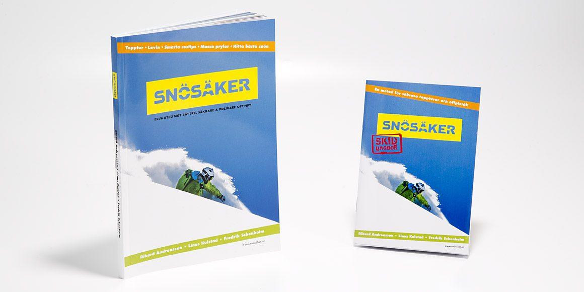 2 böcker som gör din skidåkning bättre, säkrare och roligare