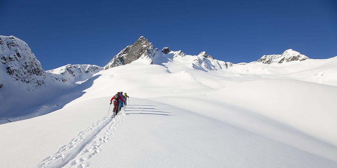 Nu finns det 225 toppturer på Snösäker!