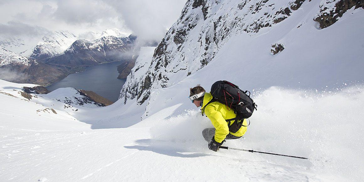 Därför är skidåkningen bäst på våren!