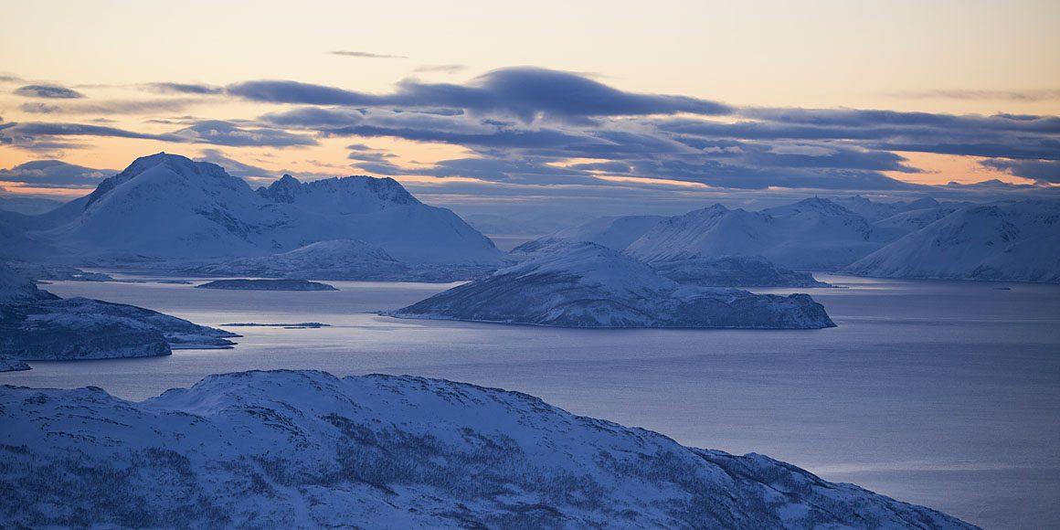 Alta är Snösäkers 22:a topptursområde!