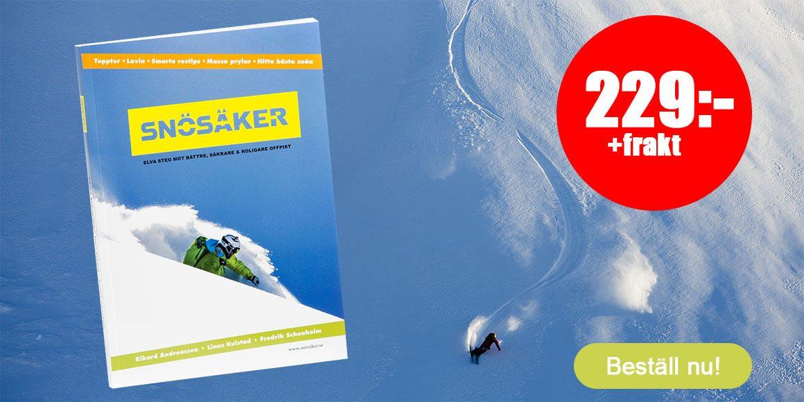 Här är boken för dig som vill hitta bra och säker snö
