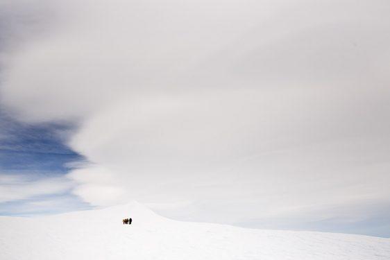 Kebnekaise sydtopp, via Västra leden