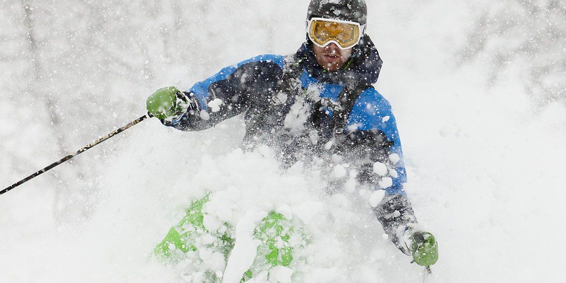 Massa goa nyheter på Snösäker i höst