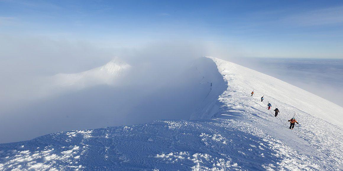 Bildspecial: Skandinaviens längsta skidåk – som du inte visste fanns