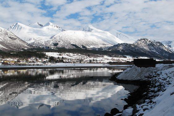 Skarven, i Isfjorden
