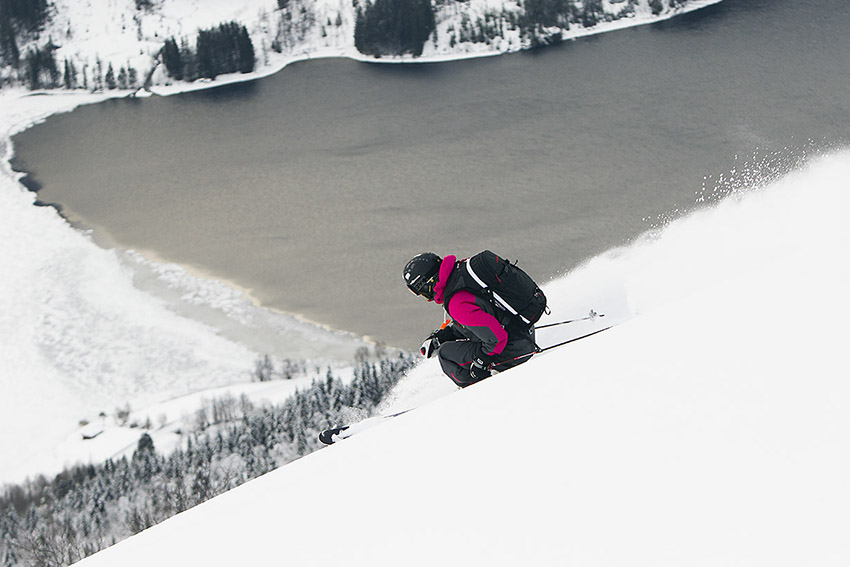 Norges 15 bästa lätta toppturer