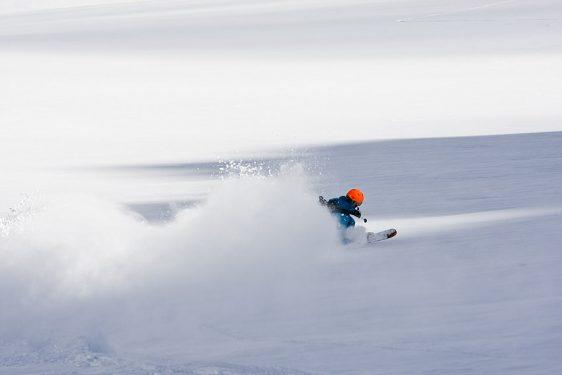 Kebnetjåkka, via Storglaciären