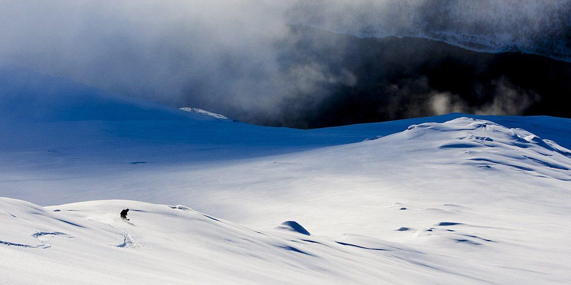 Malmbanan – klimatsmart tågluff med skidorna i bagaget